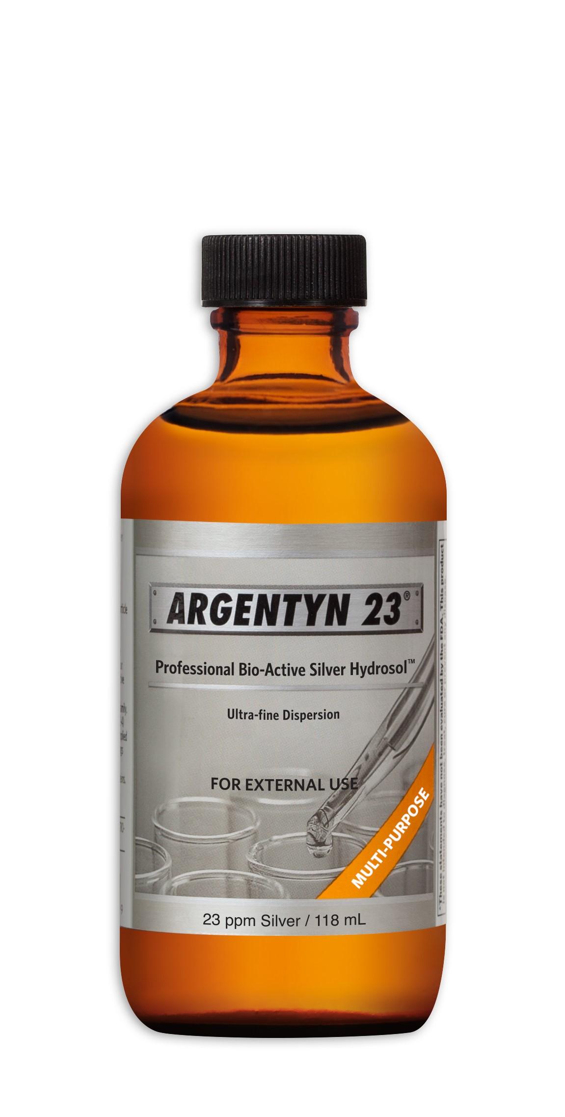 Argentyn 23  118ml Polyseal Cap