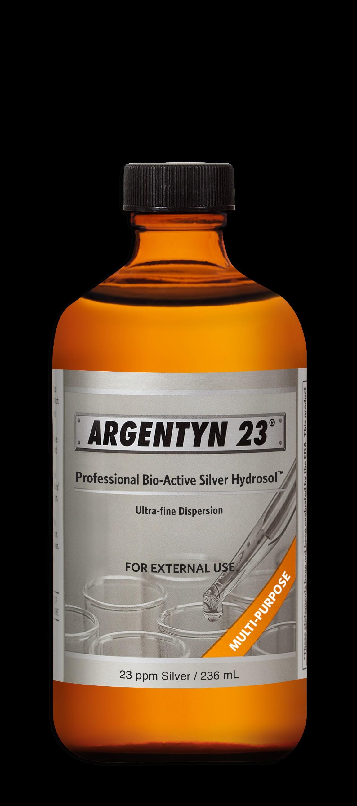 Argentyn 23  236ml Polyseal Cap