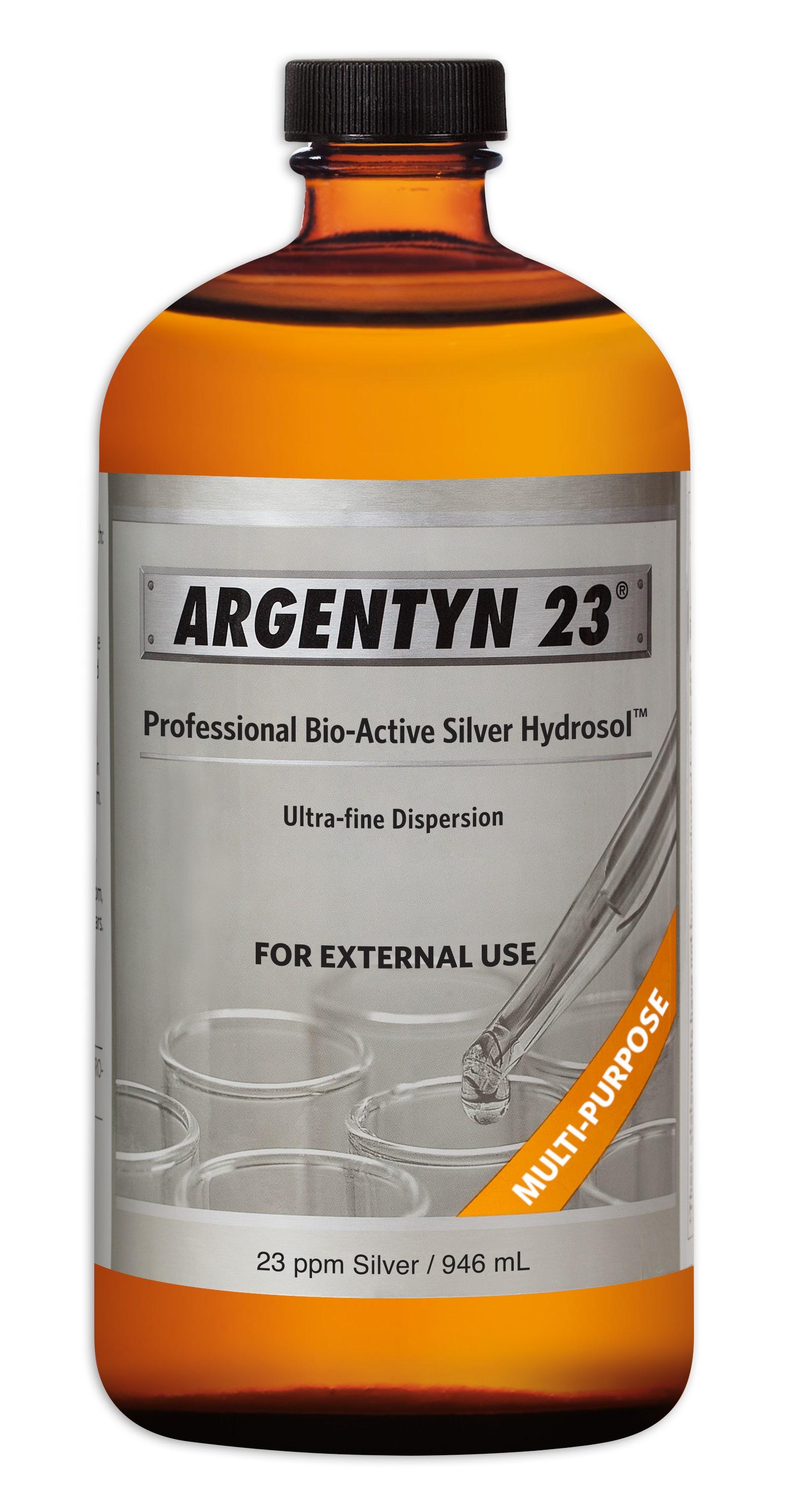 Argentyn 23  946ml Polyseal Cap