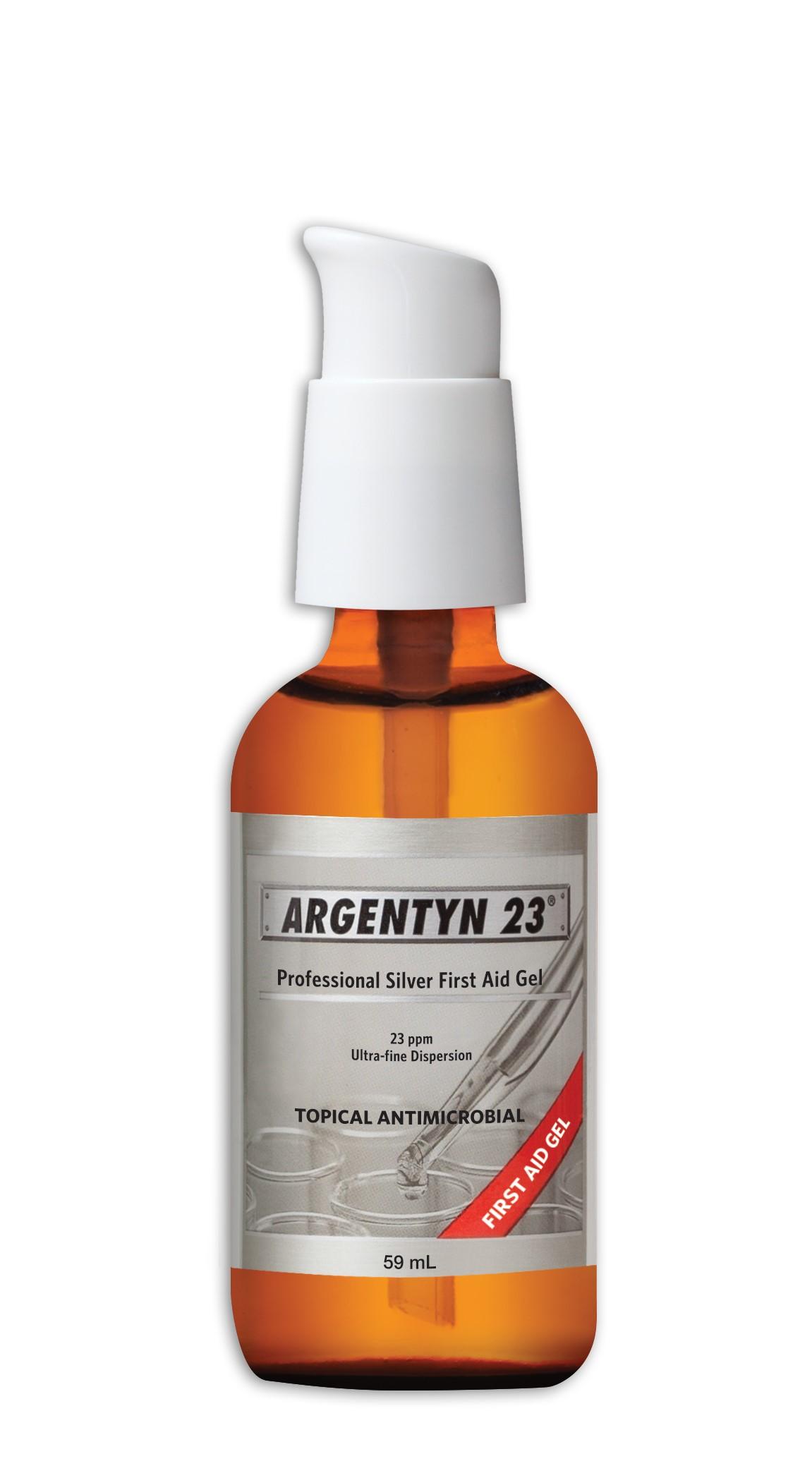Argentyn 23 First Aid Gel 59ml