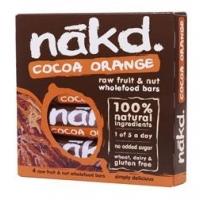 Cocoa Orange Bar 4 x 35g Multipack