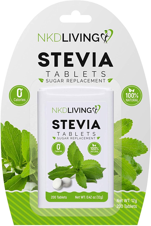 Stevia Tablets 200's