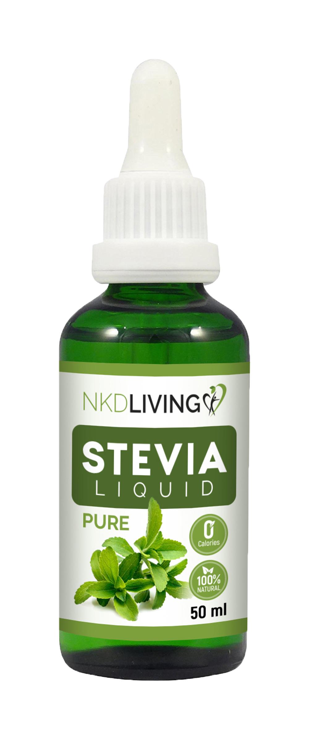 Stevia Liquid Pure 50ml