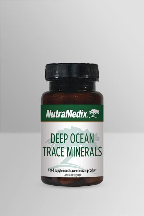 Deep Ocean Trace Minerals 60's