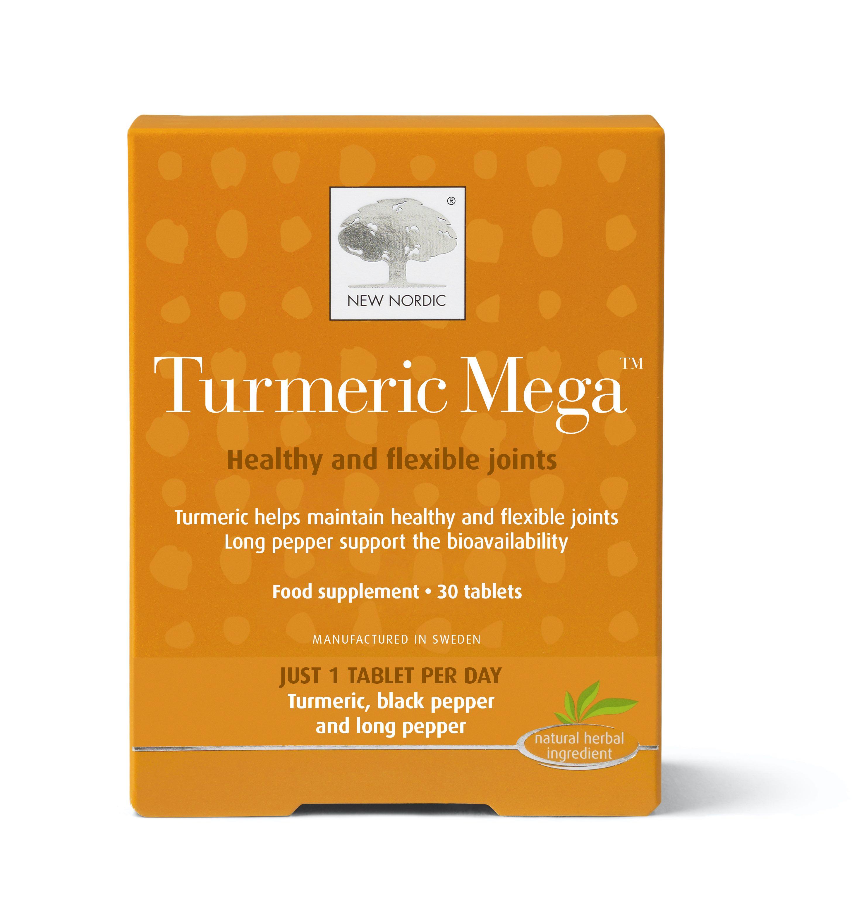 Turmeric Mega 30's