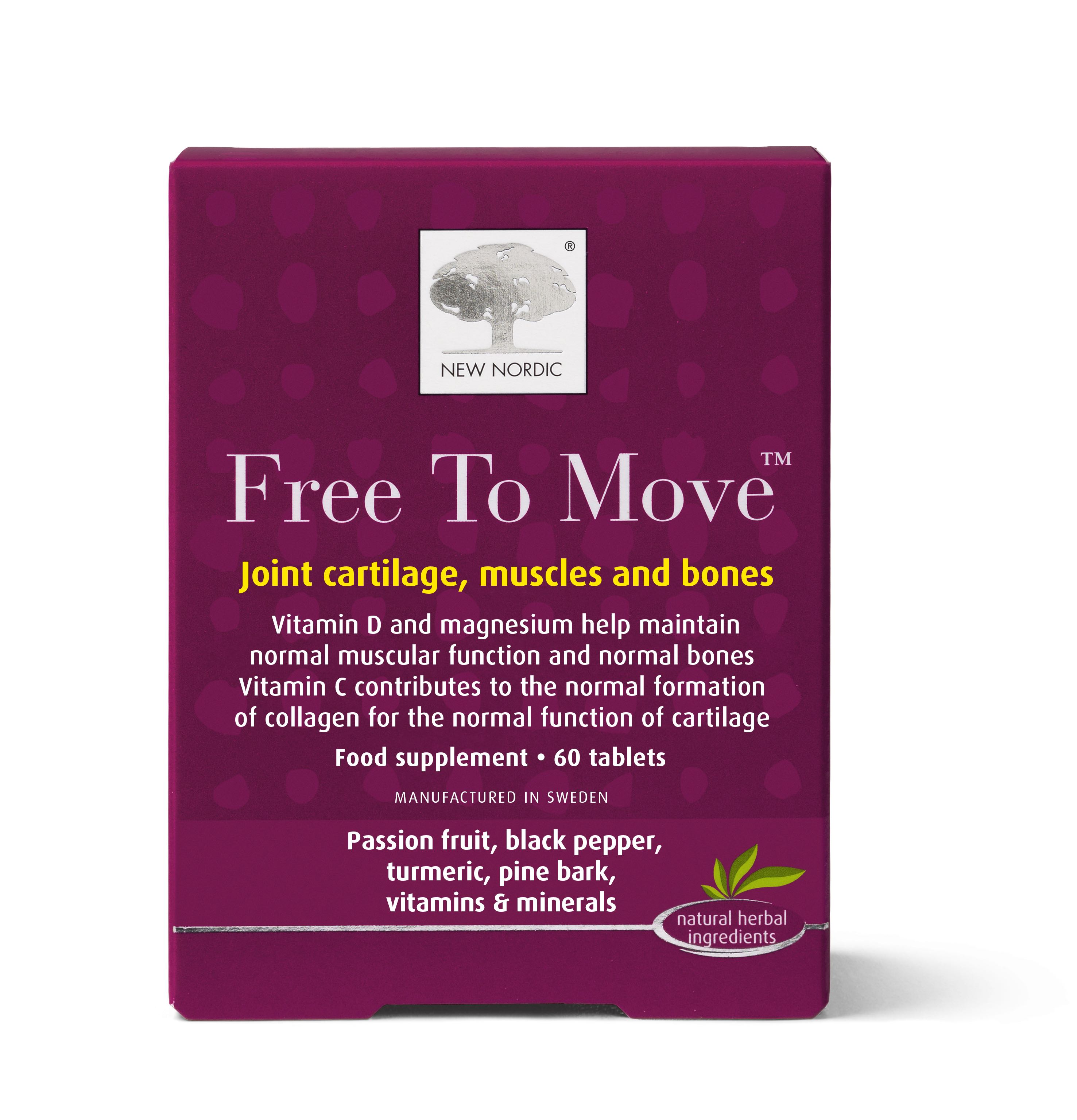 Free to Move 60's
