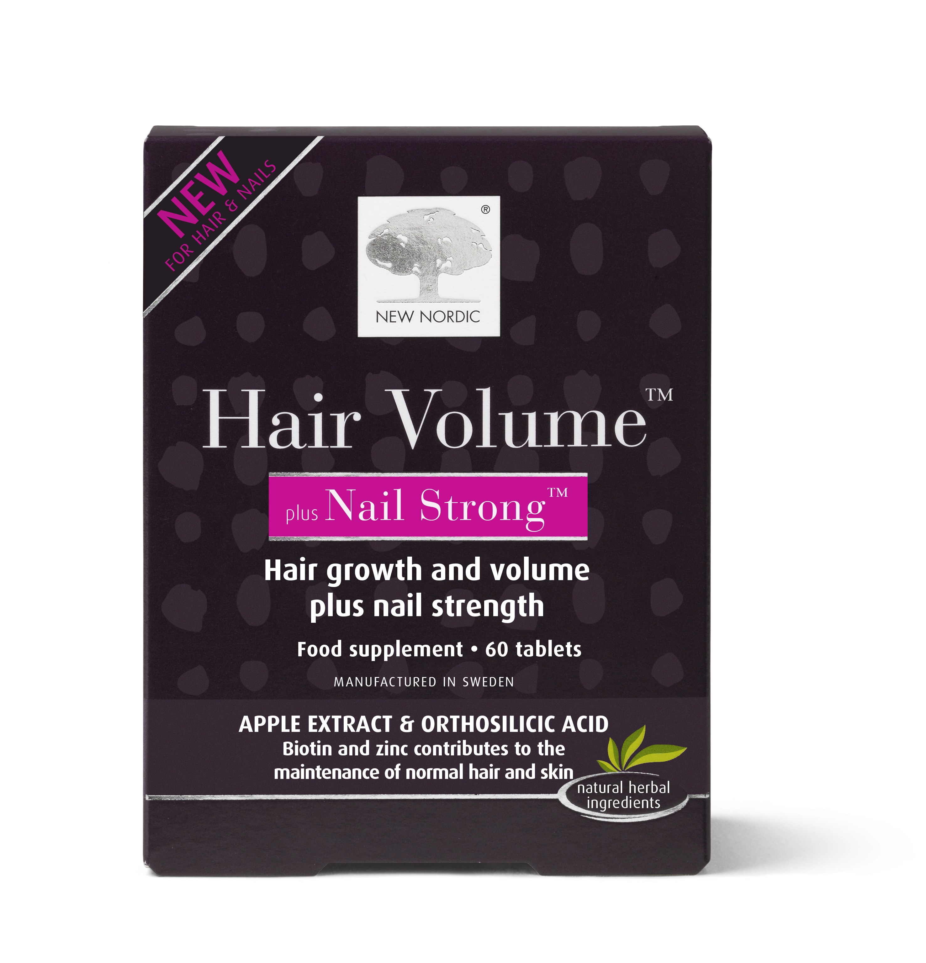 Hair Volume Plus Nail Strong (Currently Unavailable)