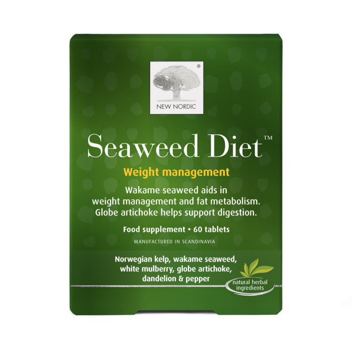 Seaweed Diet 60's