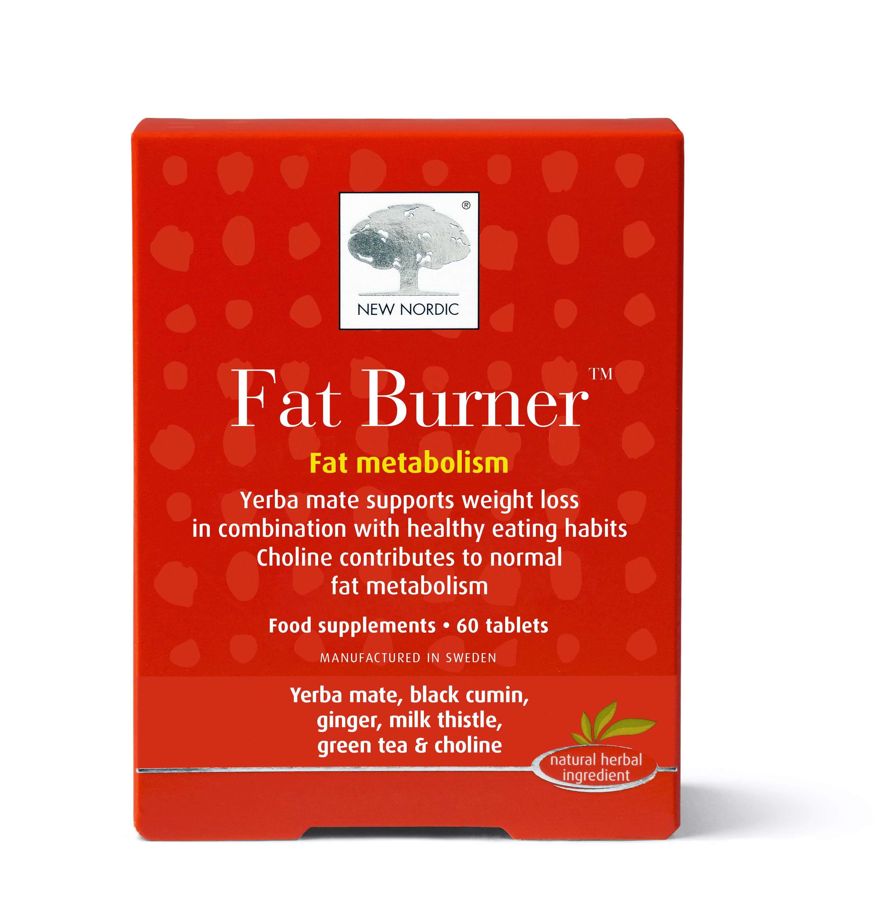 Fat Burner 60's