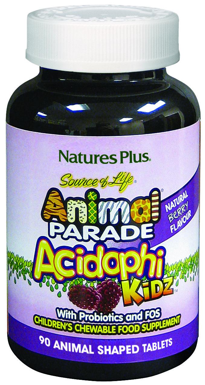 Source of Life Animal Parade Acidophi Kidz 90's