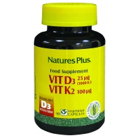 Vit D3/Vit K2 90's
