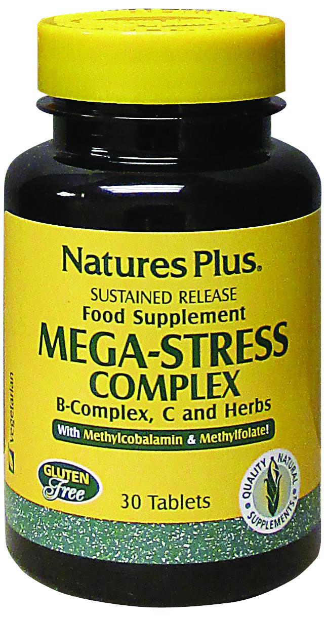 Mega-Stress Complex 30's