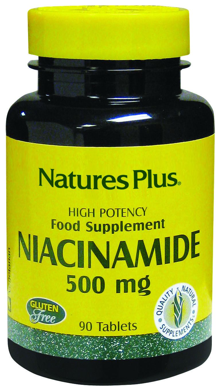 Niacinamide 500mg 90's (Currently Unavailable)