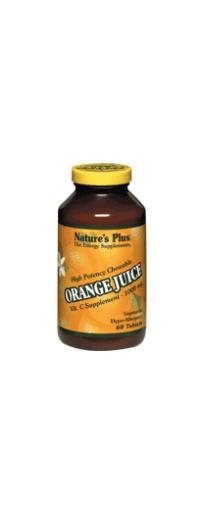 Orange Juice 1000mg (Chewable) 60's