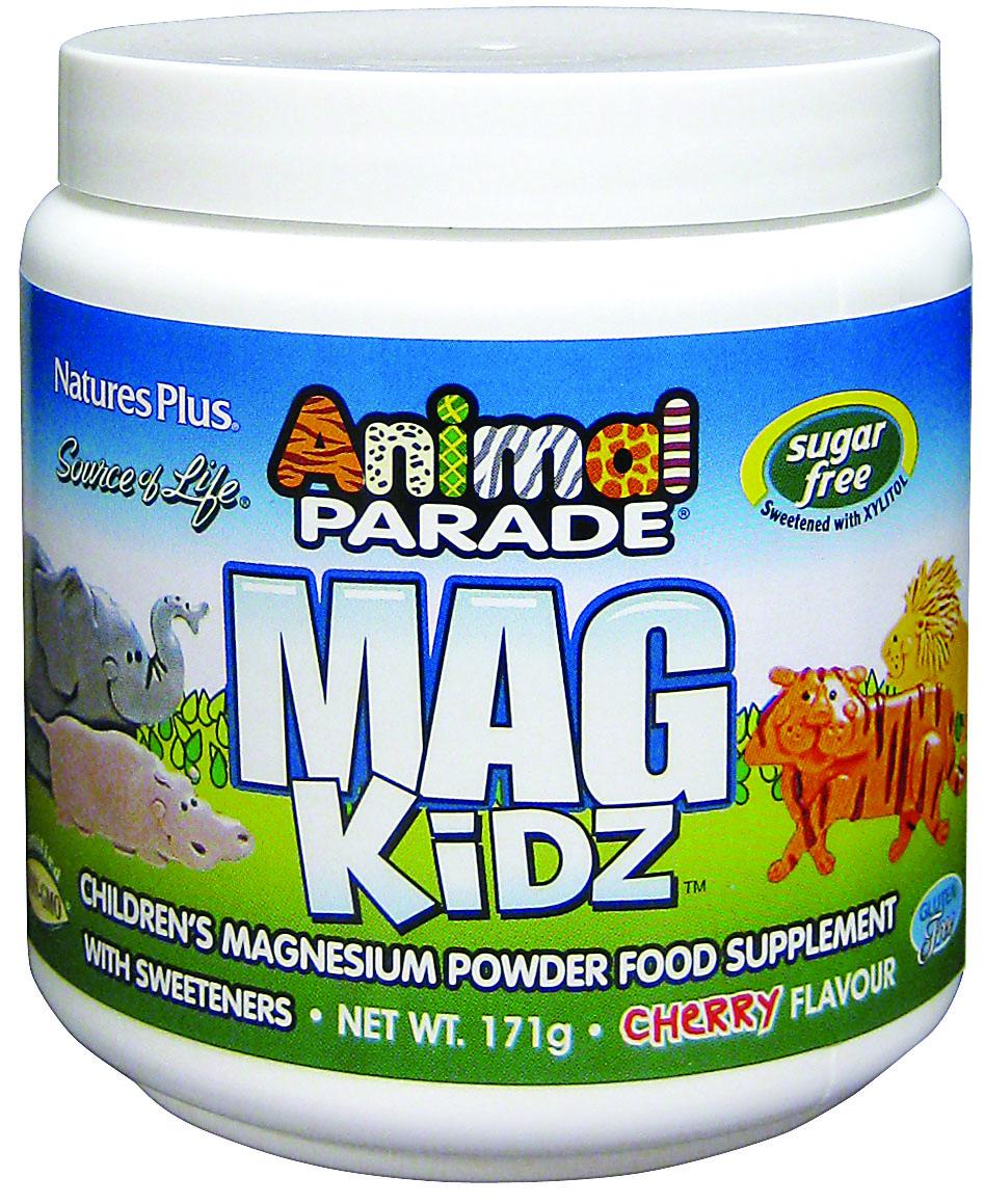 Source of Life Animal Parade Mag Kidz Cherry Flavour (Powder) 171g