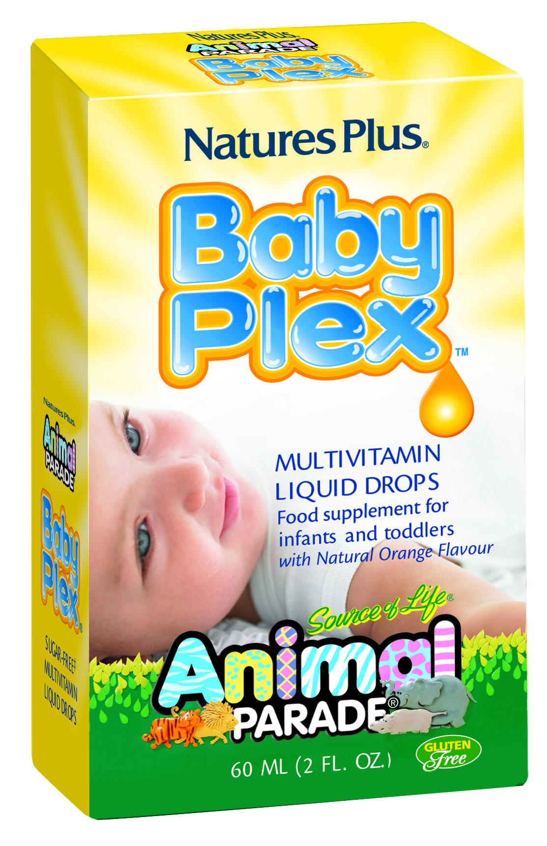 Baby Plex (Source of Life Animal Parade) 60ml