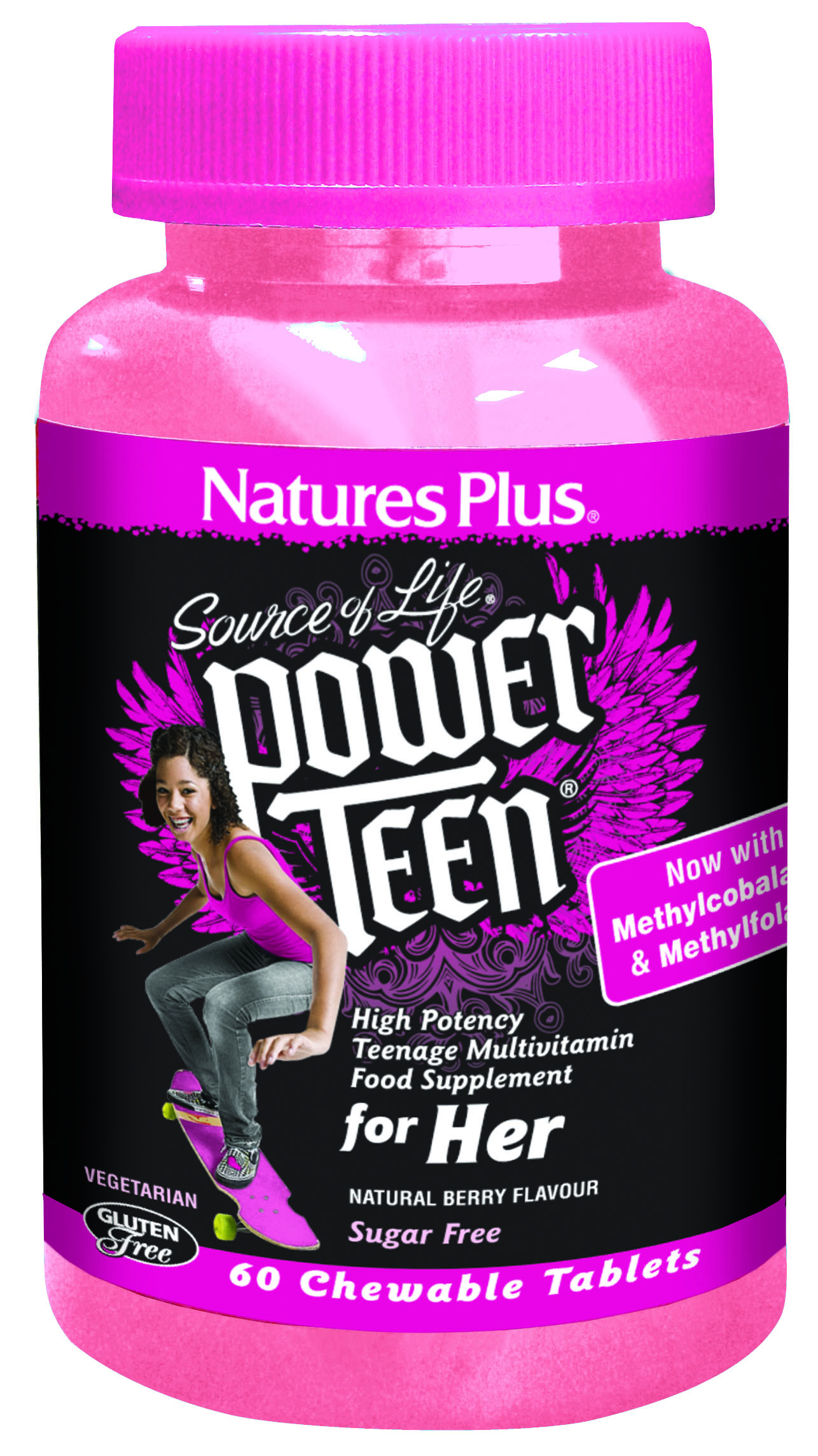 Source of Life Power Teen for Her 60's