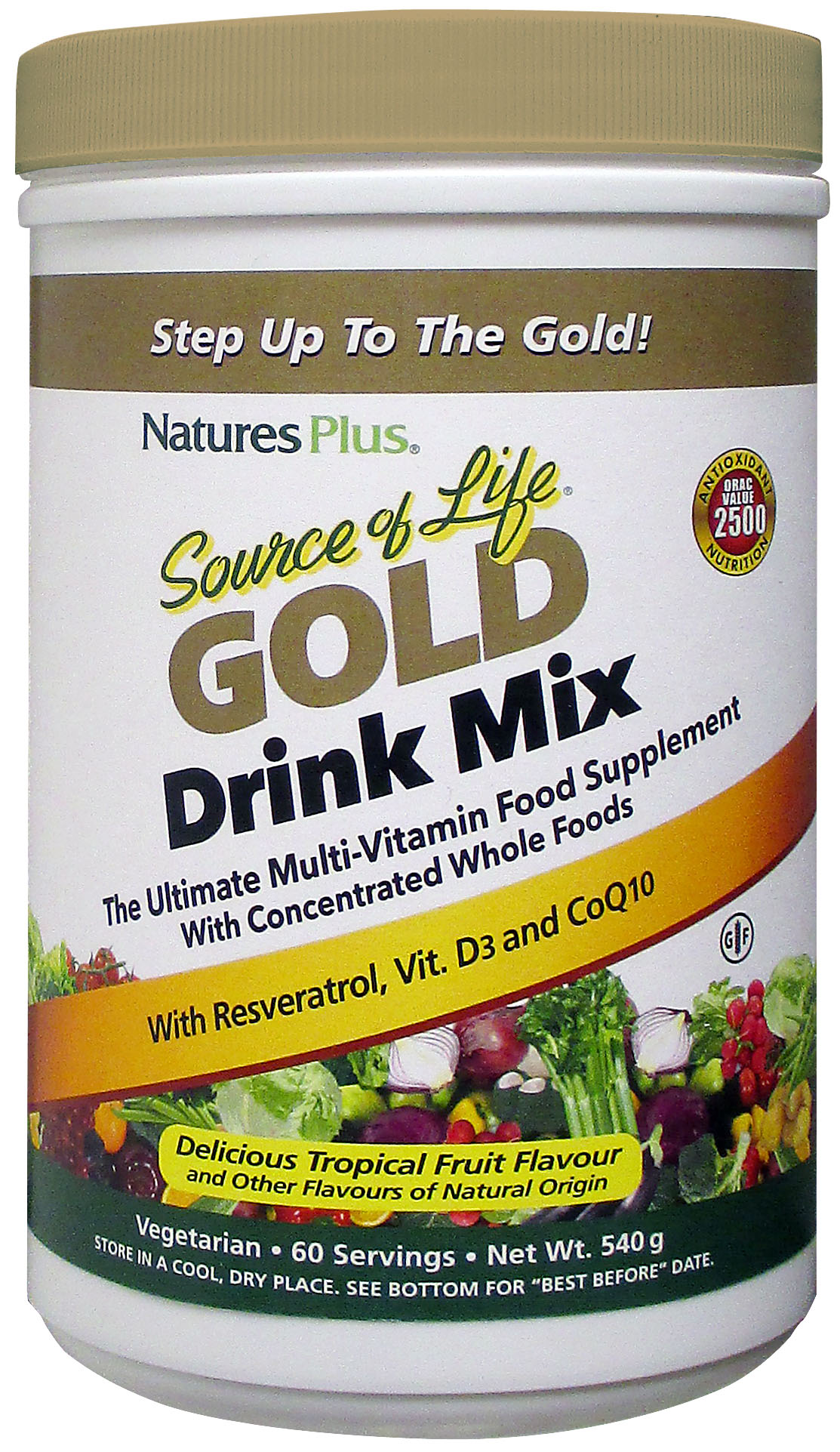 Source of Life GOLD Drink Mix 540g