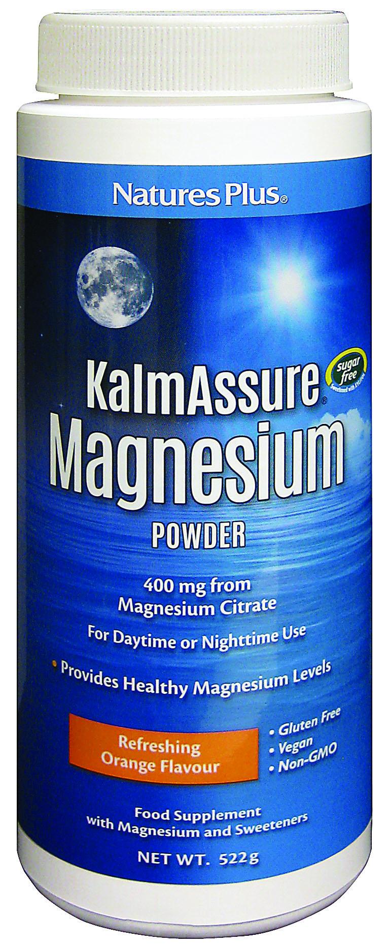 KalmAssure Magnesium Powder Orange 522g