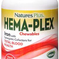 Hema-Plex Chewables 60's