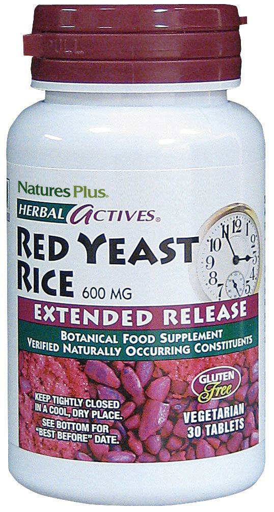 Red Yeast Rice 30's Extended Release