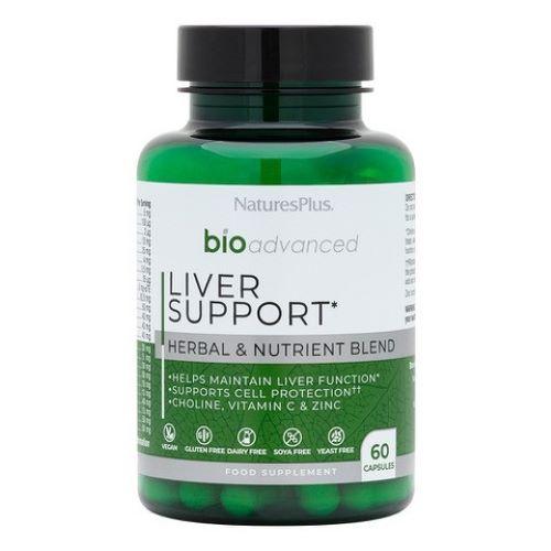 BioAdvanced Liver Support 60's
