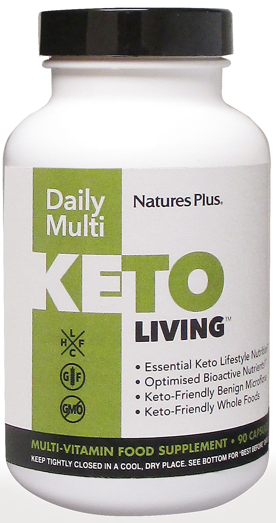 KetoLiving Daily Multi 90's
