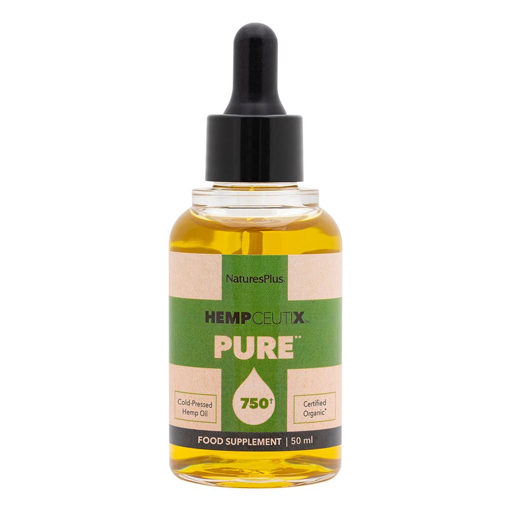 Hempceutix Pure Hemp Oil 750mg 50ml