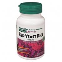 Red Yeast Rice 600mg 60's