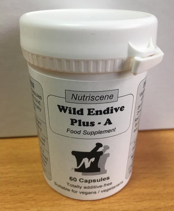 Wild Endive Plus - A 60's