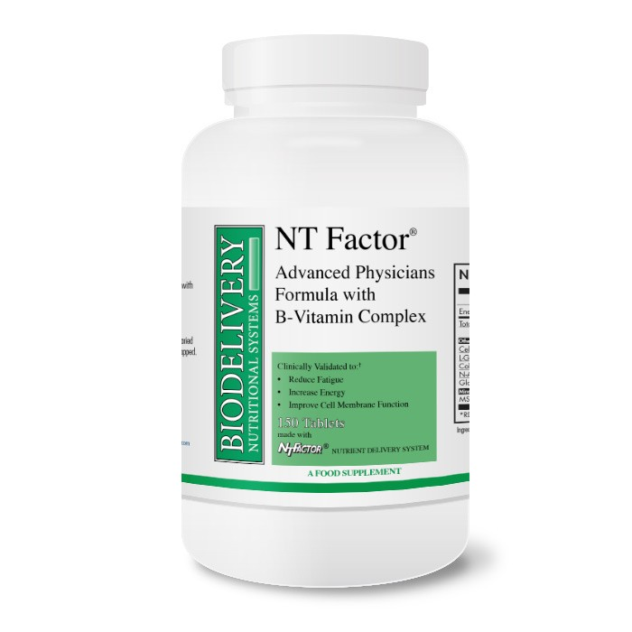 NT Factor Advanced Physicians Formula With B-Vitamin Complex 150's