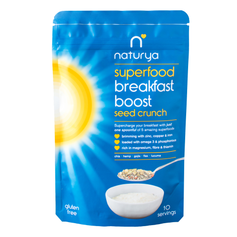 Superfood Breakfast Boost Seed Crunch 150g