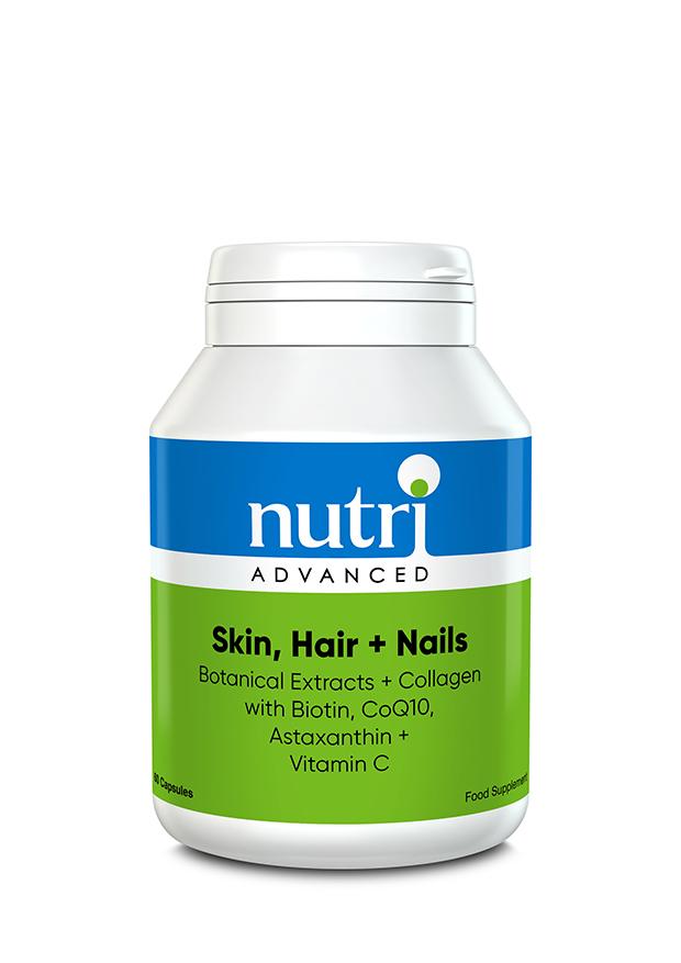 Skin, Hair + Nails 60's