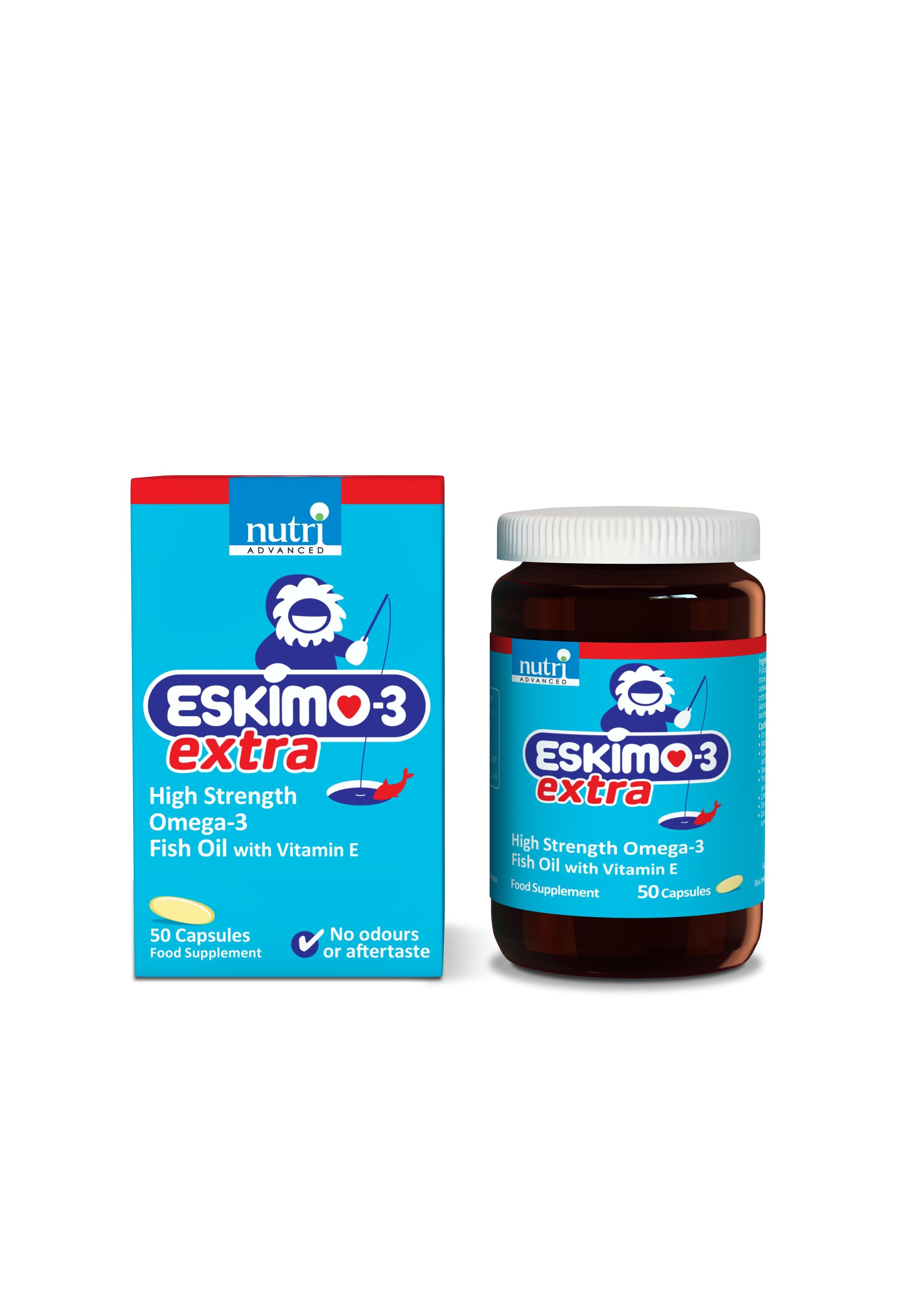 Eskimo-3 Extra 50's