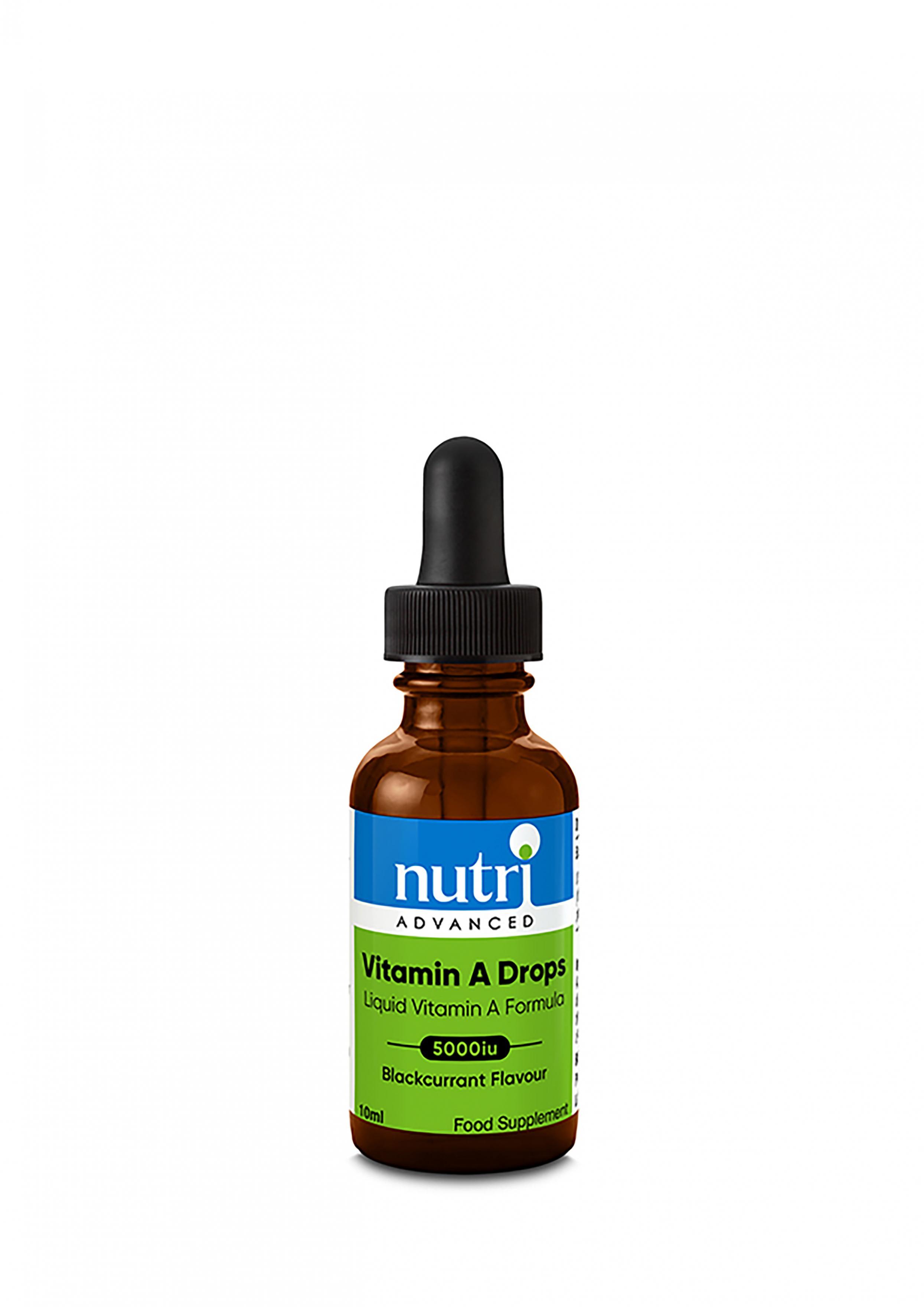 Vitamin A Drops 10ml