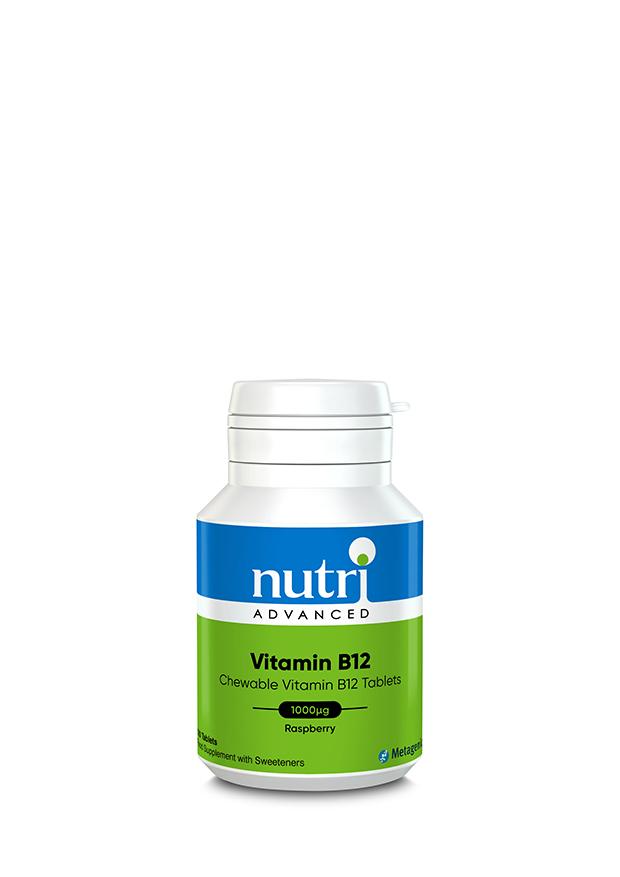 Vitamin B12 120's