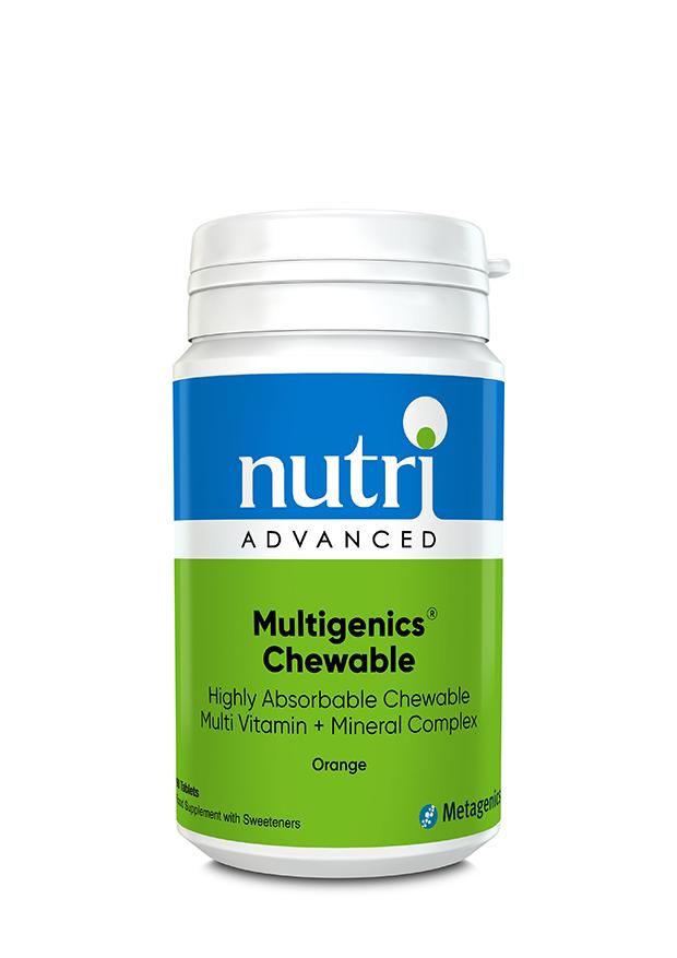 Multigenics Chewable 90's