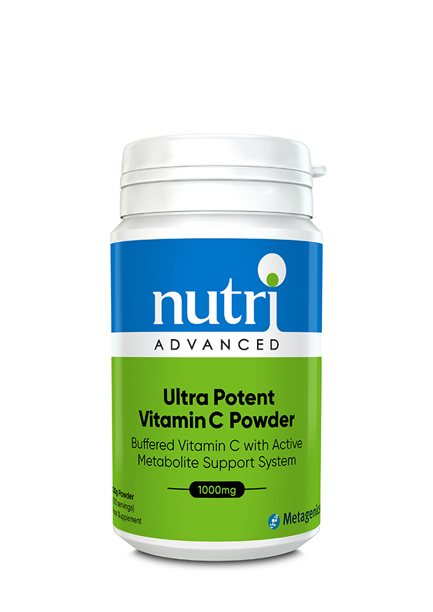 Ultra Potent C Powder 232g (Approx. 122 servings)