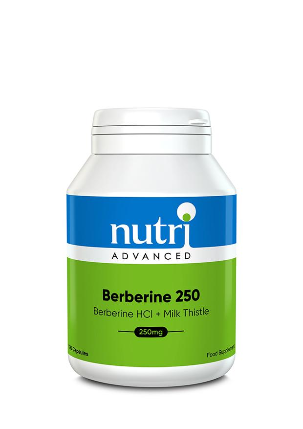 Berberine 250 120's