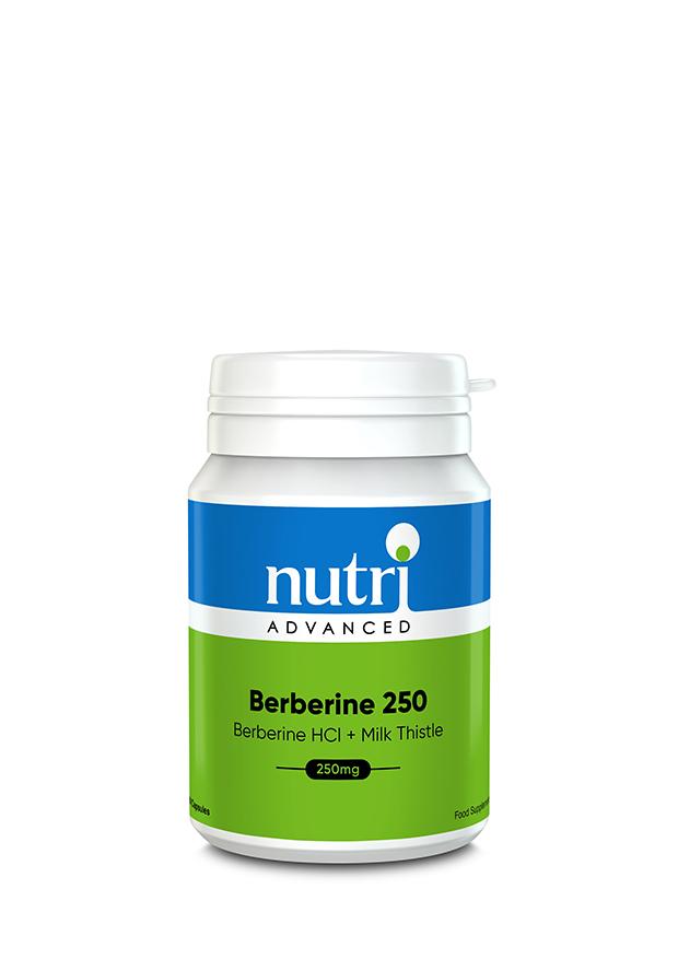 Berberine 250 60's