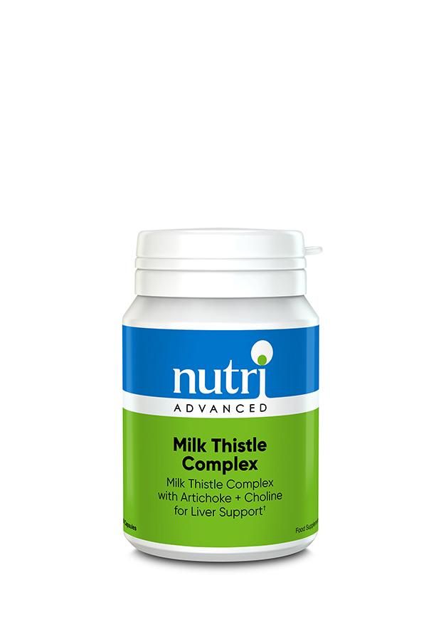 Milk Thistle Complex 60's