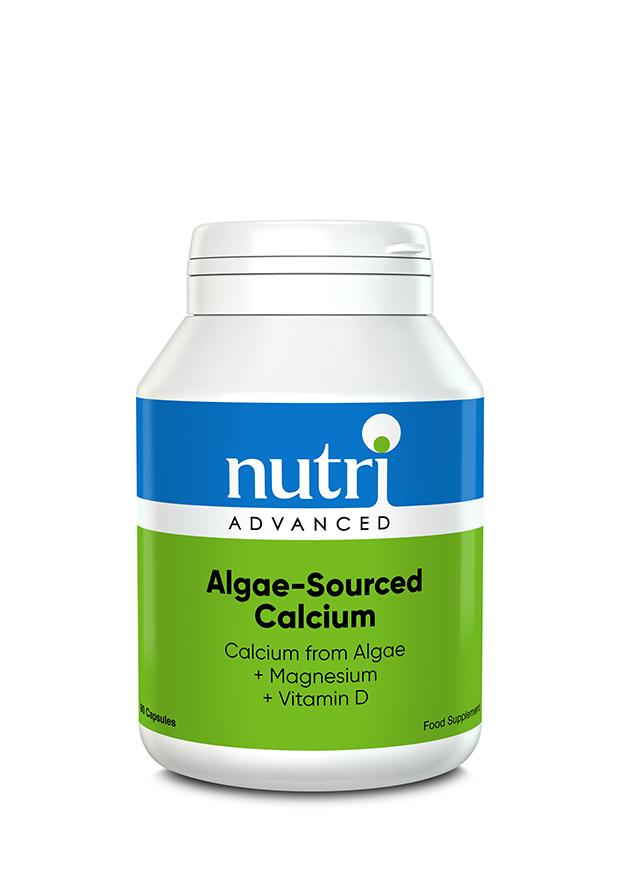 Algae-Sourced Calcium 90's