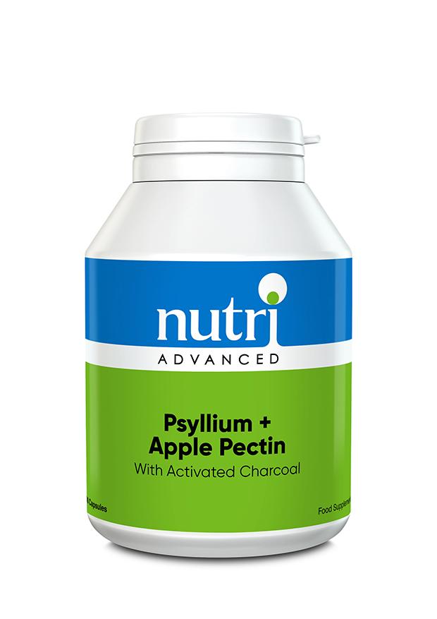 Psyllium & Apple Pectin 100's