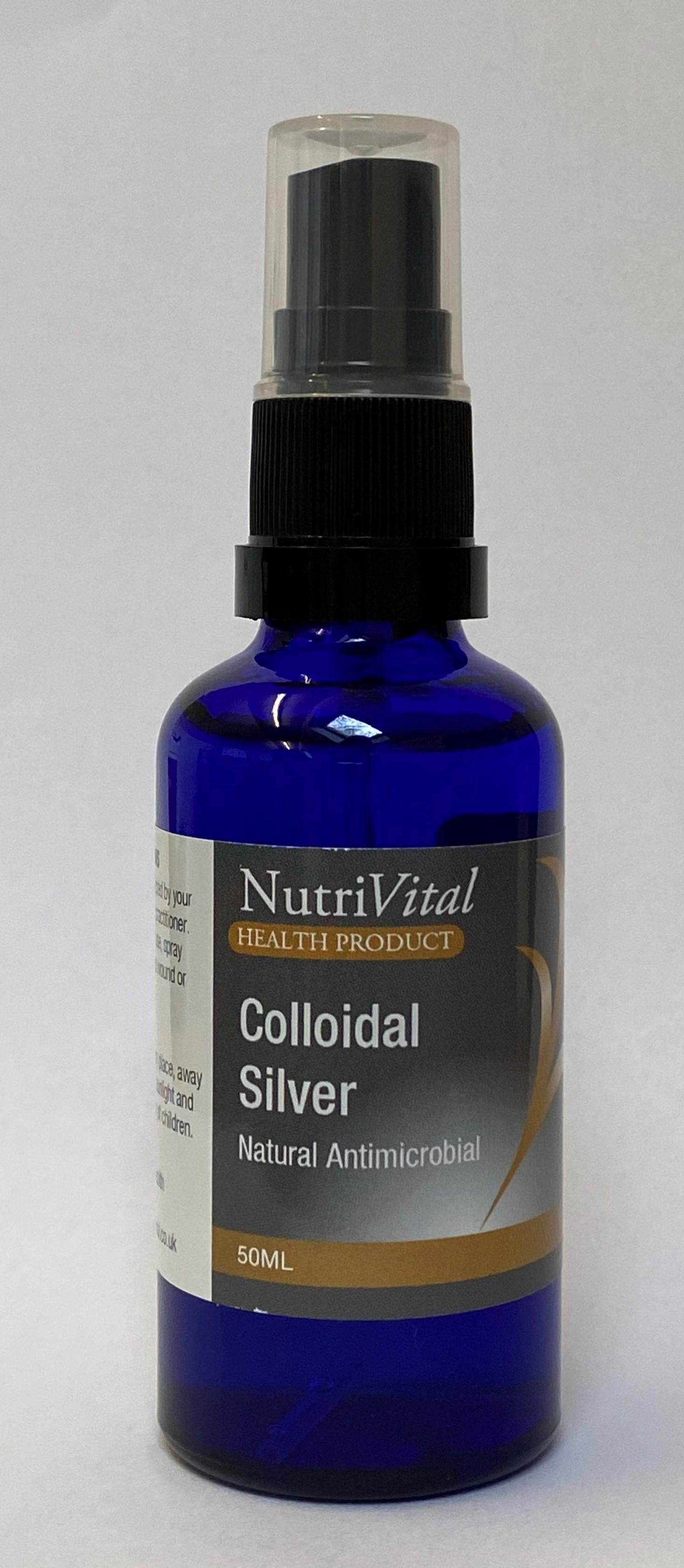 Colloidal Silver Spray 50ml