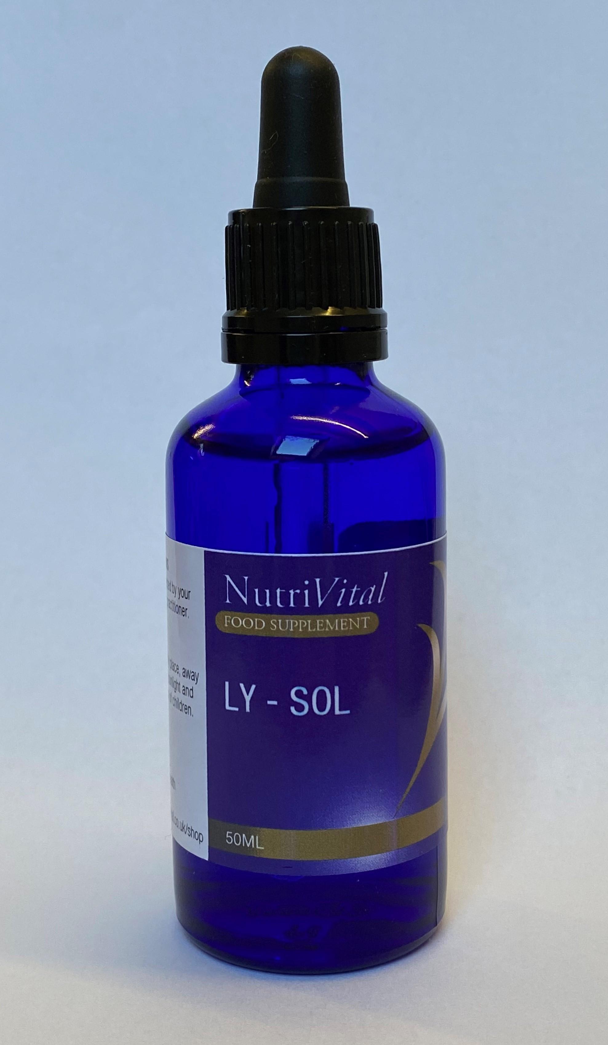 LY-SOL 50ml