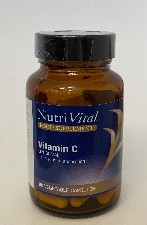 Vitamin C Liposomal 60's