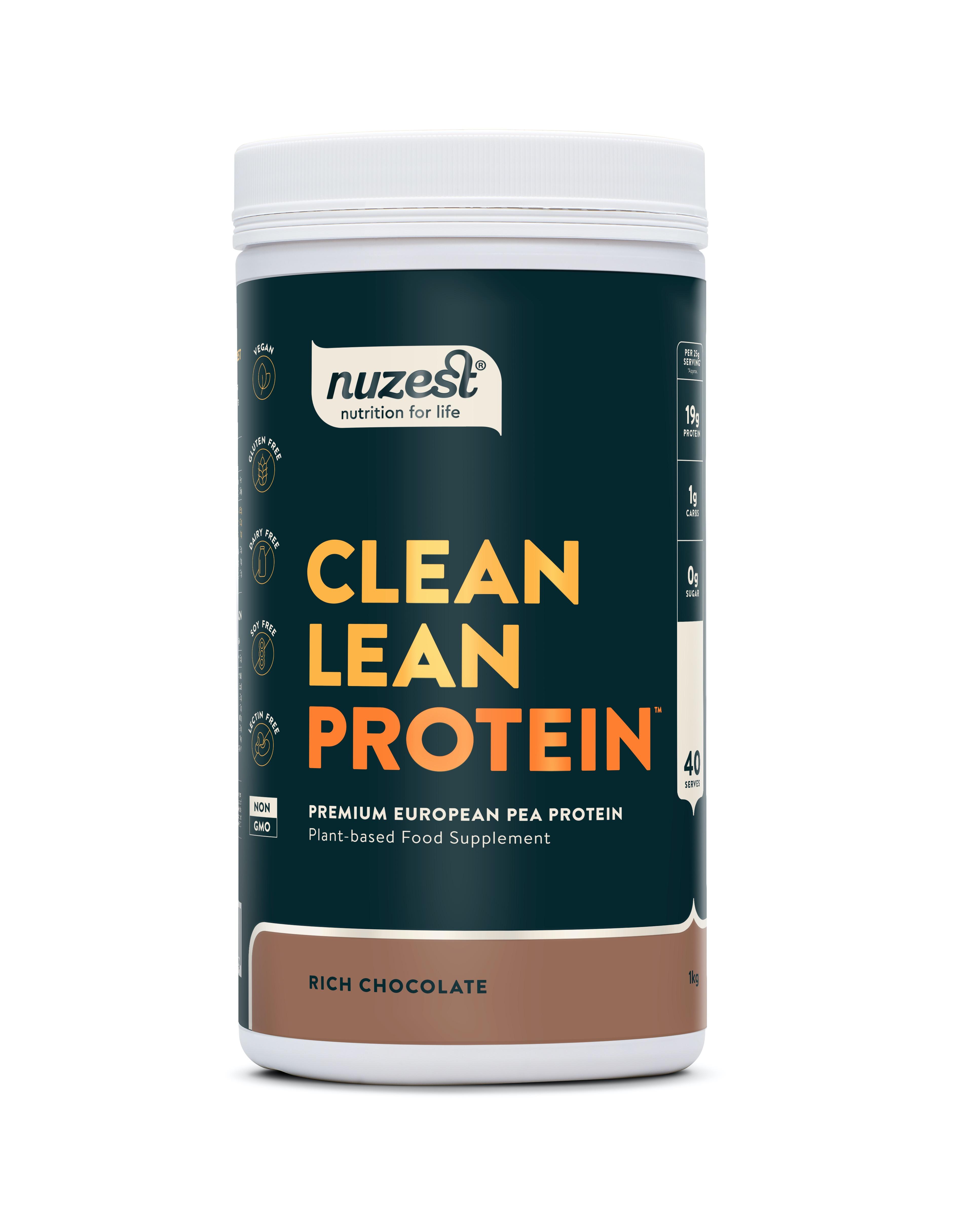 Clean Lean Protein Rich Chocolate 1kg