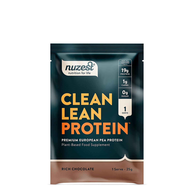 Clean Lean Protein Rich Chocolate 25g SINGLE
