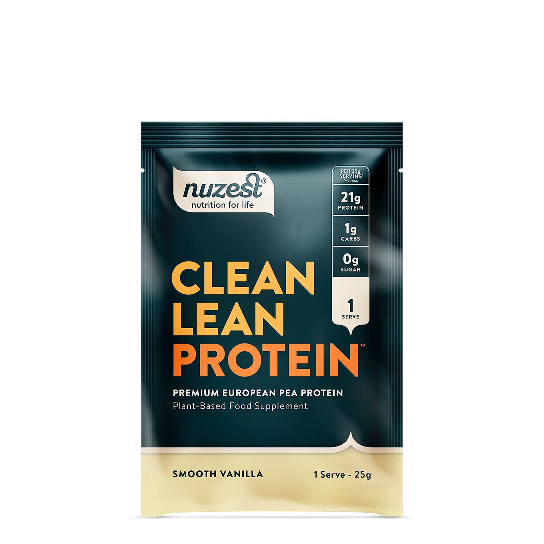 Clean Lean Protein Smooth Vanilla 25g SINGLE