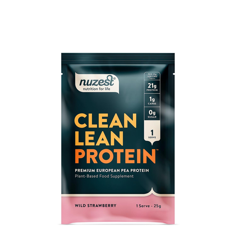 Clean Lean Protein Wild Strawberry 25g